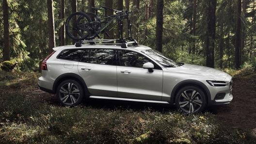 Объявлены цены на вседорожный универсал Volvo V60 Cross Country