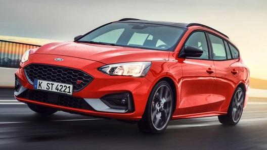 Ford Focus, который мы потеряли - новый