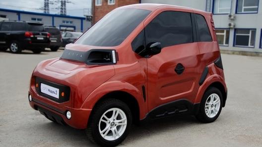 В Тольятти будут выпускать очень странные автомобили за 450 тысяч рублей
