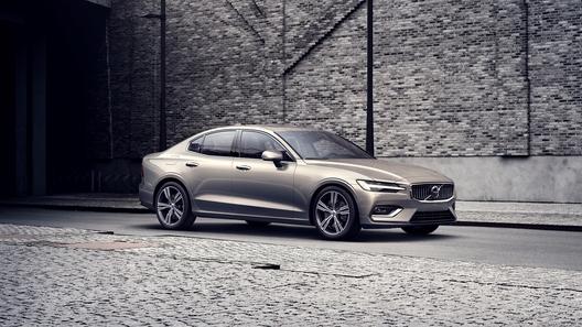 В Россию едет новый Volvo S60 в самой доступной версии