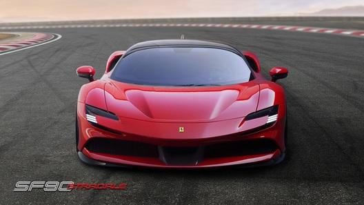 Озвучена цена самого мощного Ferrari в истории