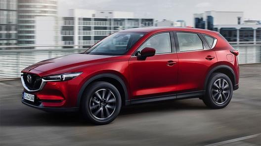 К началу продаж обновленной Mazda CX-5 в России: комплектации и цены