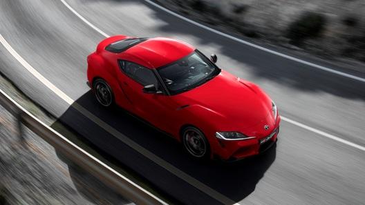 Дороже BMW: Toyota назвала российские цены на Supra!