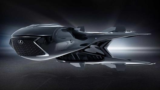 Суперновинки сезона: космическое купе Lexus и автомобиль-подлодка Tesla