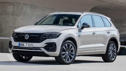 Vоlkswagen отметит миллионный Touareg выпуском юбилейной версии