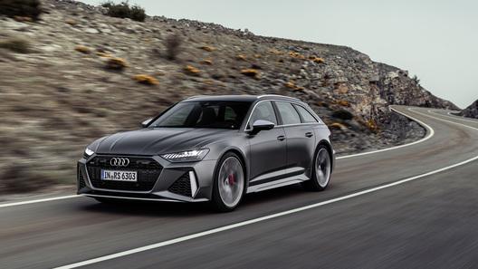 Представлен новый 600-сильный Audi RS 6 Avant