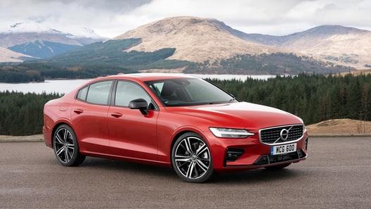 Анонсирован Volvo S60 с расходом 1,6 л топлива на 100 км