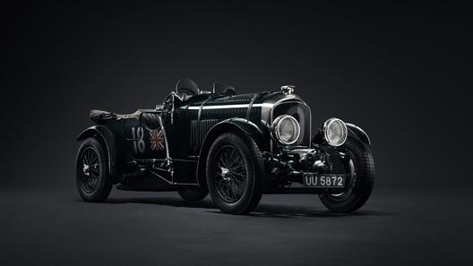 Вперед в прошлое: Bentley воссоздаст свои уникальные творения вековой давности