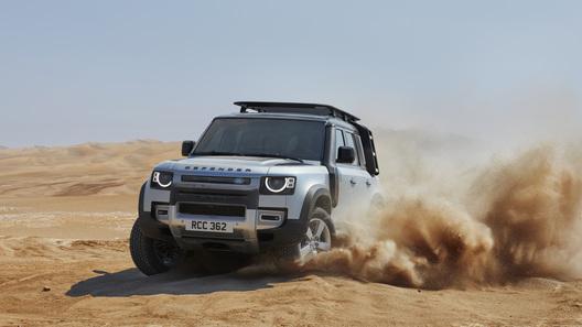 Без рамы и мостов: Land Rover представил новый Defender - и он круче старого!