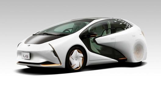 Концепт Toyota обзавелся искусственным интеллектом