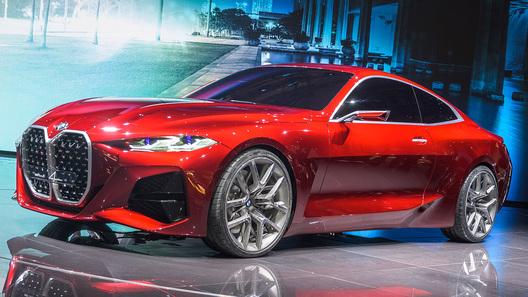 Шеф-стилист BMW объяснил, зачем нужны гигантские