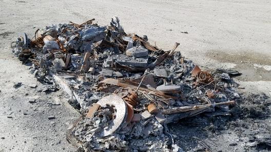 Спалил и продал: Ferrari задешево нннадо?