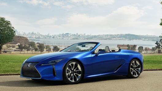 Cамый дорогой Lexus в истории продали за 123 млн рублей