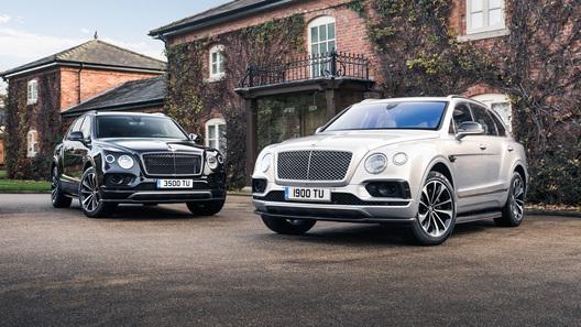 Роскошь и практичность: Bentley Bentayga получил лаунж-кресла и 7-местный салон