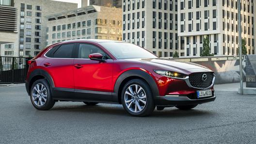 Вот это поворот: новый кроссовер Mazda может не доехать до России (пока)