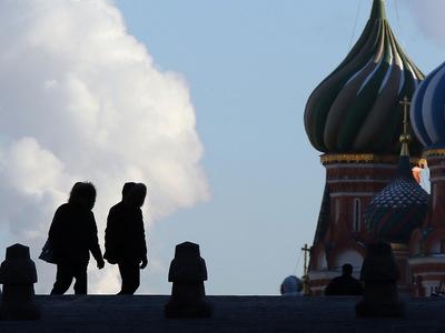 """На Москву идут """"оранжевые"""" морозы"""