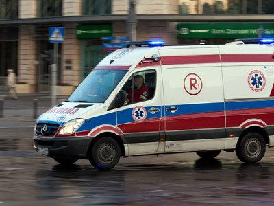 В Польше от бури и ударов молнии погибли два человека, трое пострадали