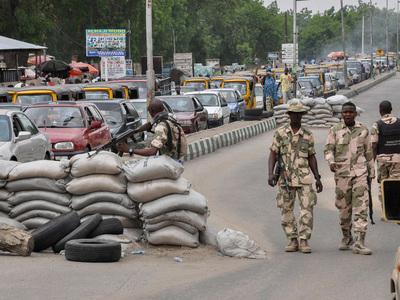 Серия взрывов в Нигерии: жертвами смертников стали девять человек