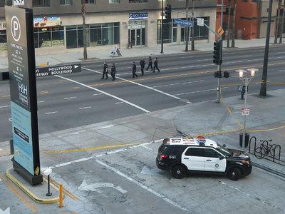 Стрельба в пригороде Лос-Анджелеса: погиб один человек