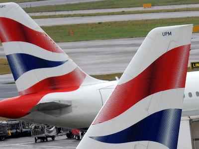 British Airways отменила вылеты из аэропортов Хитроу и Гатвик