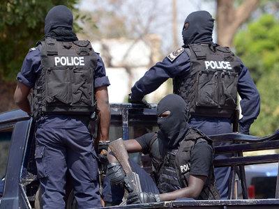 У аэропорта Мали прогремел взрыв