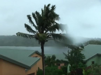 Тропический шторм унес жизни 39 человек в Мексике