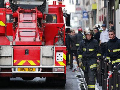 При пожаре в парижской коммуне Сен-Дени погибли 5 человек