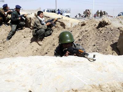"""Йеменский спецназ захватил ряд главарей """"Аль-Каиды"""""""
