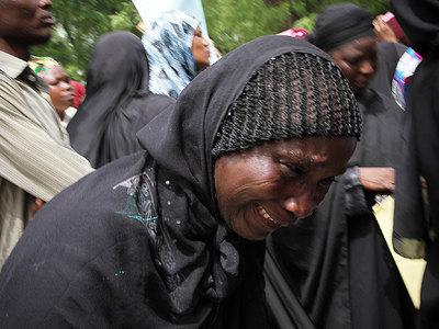 В Нигерии крыша церкви упала на прихожан: не менее 60 человек погибли