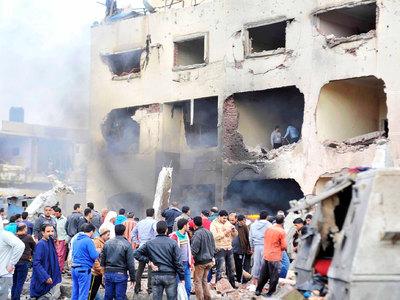 Боевики предприняли акцию устрашения на севере Синая