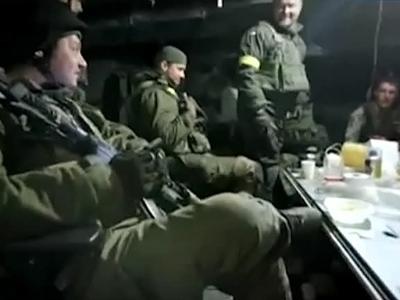 """В Донбассе замерз """"киборг"""""""