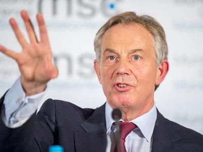 Тони Блэр возвращается в британскую политику из-за Brexit