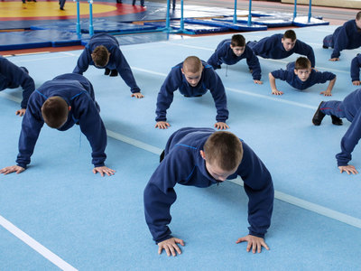 Через год в Карелии откроют президентское кадетское училище