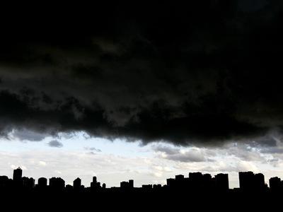 "Москвичей предупредили о ""желтом"" ветре"
