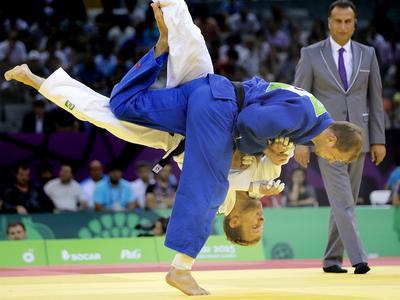 Дзюдо. Сборная России взяла десять золотых на Кубке Европы