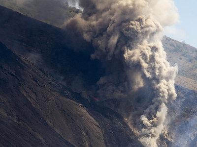 На Бали введен максимальный уровень опасности в связи с извержением вулкана