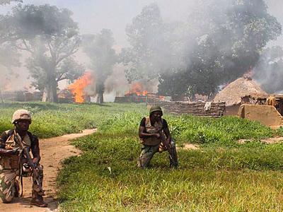 """Жертвами нападения боевиков """"Боко Харам"""" стали более 50 нефтяников"""