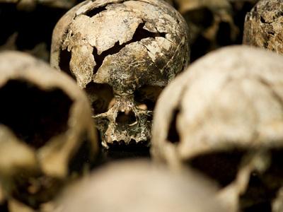В Китае нашли останки древних великанов