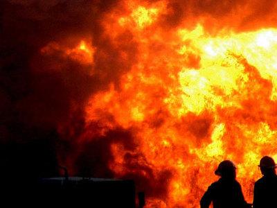 Центральный рынок столицы Гаити почти полностью сгорел