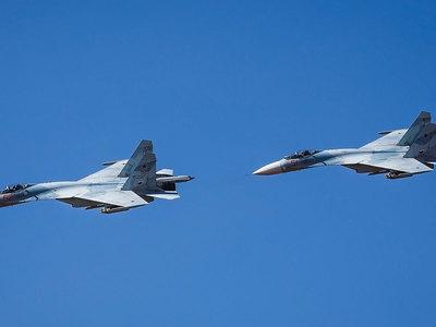 Крушение истребителя: американца предупреждали об опасности российских фигур высшего пилотажа
