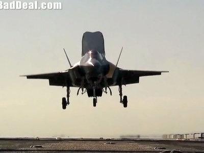 Для борьбы с ИГ США хотят использовать истребители F-35
