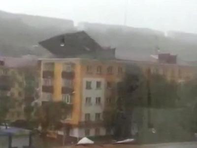 На Курилах после урагана нет связи и Интернета