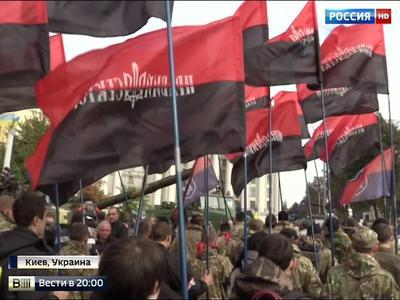 Украинские националисты договорились объединиться против России и Порошенко
