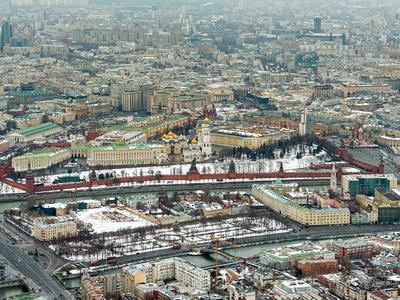Температура в Москве по-прежнему выше климатической нормы