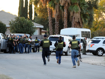 Три человека стали жертвами очередного стрелка в США