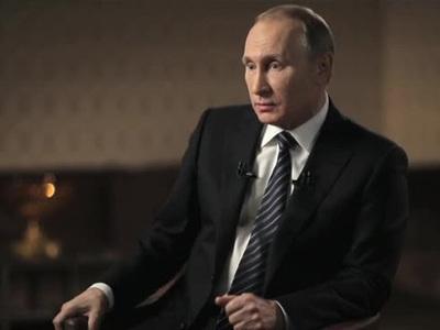 """Новая страшилка: Путина обвинили в создании второй """"оси зла"""""""