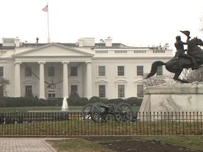 Подозрительный мужчина задержан у резиденции президента США