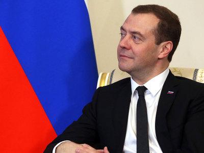 Дмитрий Медведев в прямом эфире ответит на вопросы журналистов