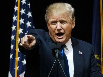 Дональд Трамп отказался от дебатов с кандидатом демократической партии Берни Сандерсом