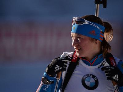 Биатлон. Подчуфарова объявила о паузе в спортивной карьере